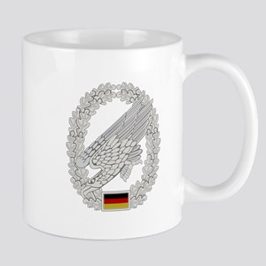 West German Paratrooper Mug
